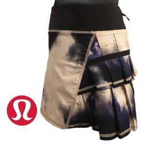 NWOT Lululemon Pace Setter Skort shorts